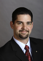 Picture of Rep. Matt Windschitl, R-Missouri Valley. Source: Iowa House Republicans website.