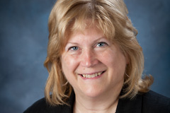 Mary Heinzman, director, St. Ambrose University executive director of information resources and library director, Iowa Library Association president
