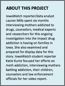 IowaWatch Investigation: Barriers Keep Drug-Addicted Mothers