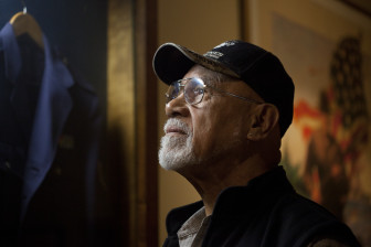 Dave Culmer, the American Legion's service director in Los Angeles, has been helping veterans with their disability claims for more than 40 years. The Vietnam veteran says the VA is making progress in bringing down the claims backlog.