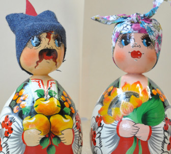 Ukrainian Folk Dolls