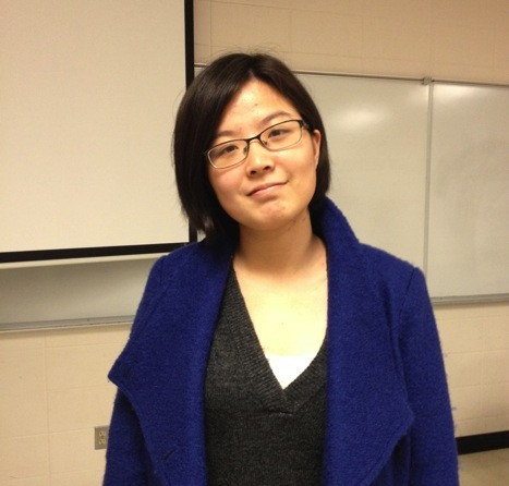 Li Jiatong, University of Iowa senior studying Chinese literature.
