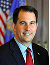 Gov. Scott Walker, R-Wisconsin