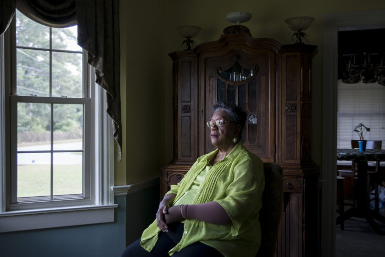 "Edith Ingram, 74, is just called ""The Judge"" by many people in Sparta, Georgia, after being elected in 1968 as the first black probate judge in the United States. On her first day of work, white men stood at the base of the courthouse and threatened to shoot her in the back if she walked up the steps. She did anyway, and remained in office for over three decades."